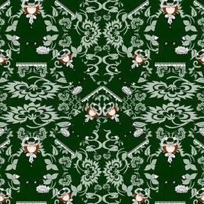 Victorian Ladies Josephine Fabric Collection