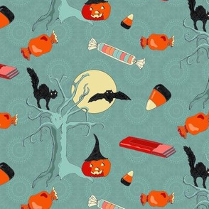 Spooky Trick or Treat Smaller