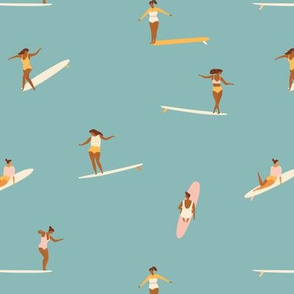 Surf goddess