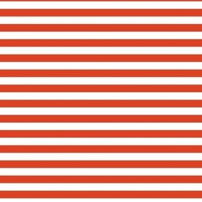 tangerine tango stripes
