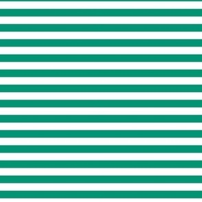 emerald stripes