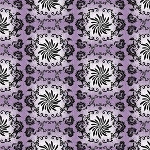 Victorian Animals Society Lady Bunny Fabric Collection