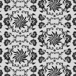 Victorian Animals Society Gentleman Bunny Fabric Collection