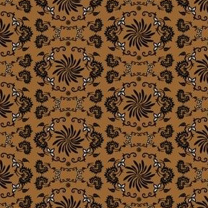 Victorian Animals Society Moose Fabric Collection