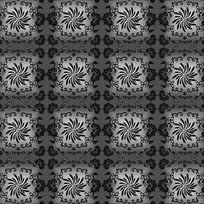 Victorian Animals Society Gentleman Moose Fabric Collection