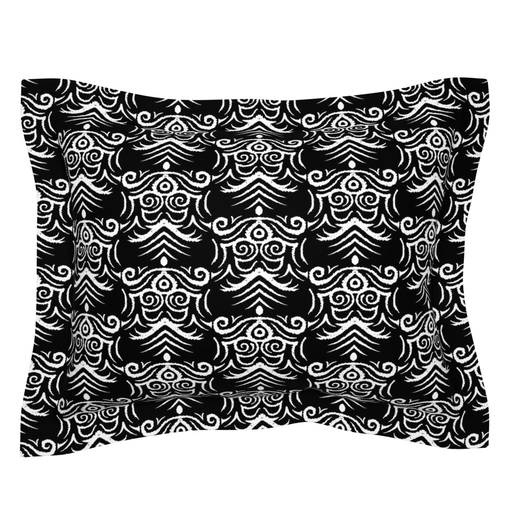 Sebright Pillow Sham featuring Coats_of_Arm by blayney-paul