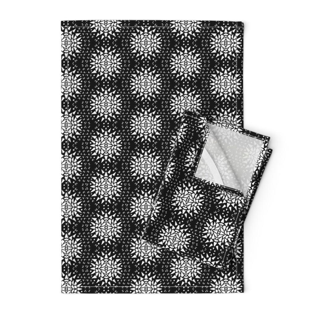 Orpington Tea Towels featuring Heaven by blayney-paul
