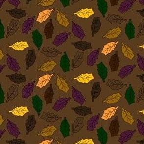 Fall Leaves Fabric