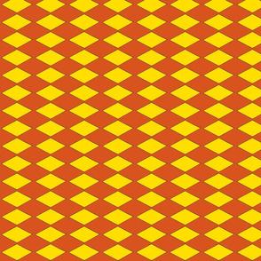 Diamonds cayenne yellow