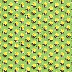 Busy Bees! - green