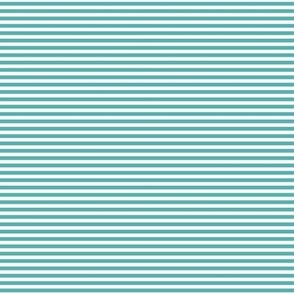 blue turquoise pinstripes