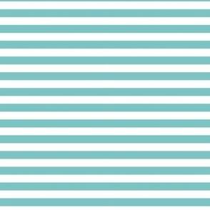 aqua sky stripes