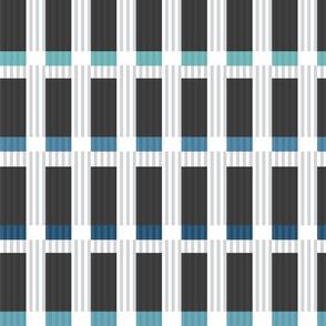 Corrugated | Blues Black