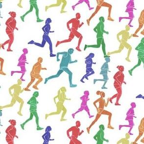 Rainbow Runners