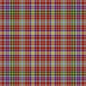 "Ritch tartan, 12"" muted, Wilsons of Bannockburn"