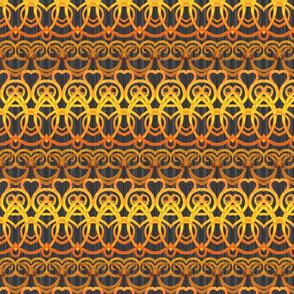 Macramé Dream - Orange