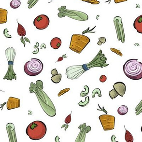Veggies Everywhere