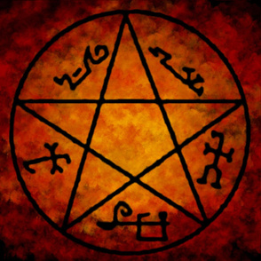 Devil trap mat