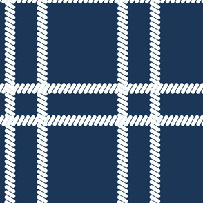 Match Point Rope Plaid