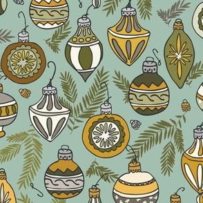 Ornaments - Mint