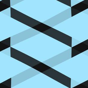 black_and_blue_chevron_glitch