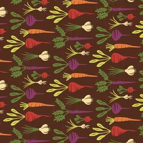 Botanical Root Veggies