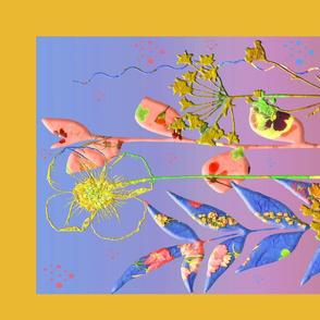 Sunny Print Botanicals
