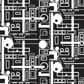 White_Circuitry_House