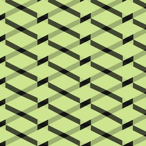 green_chevron_cross