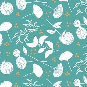 Botany Lesson - Tea Towel
