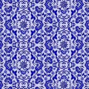 Victorian Fabric Design