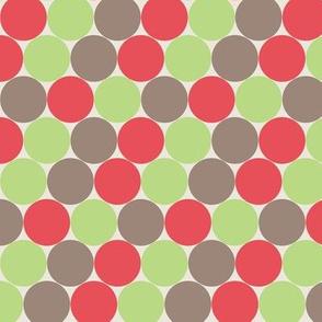 Big Christmas Dots