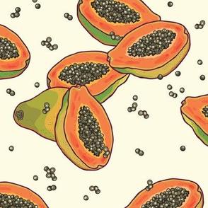 naughty papaya