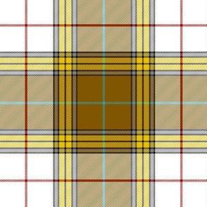 "Buchanan square dress tartan, 6"""