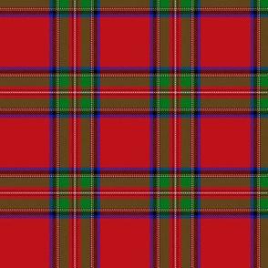 """Royal Stewart universal tartan, 3"""""""