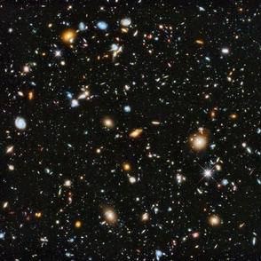 Hubble Ultra Deep Image