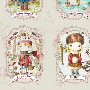 national trust surrey dolls