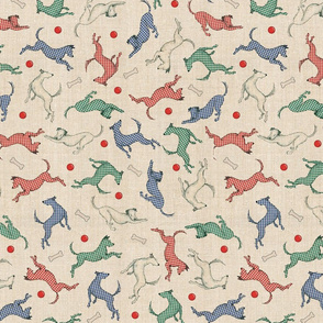 Houndstooth_Dogs