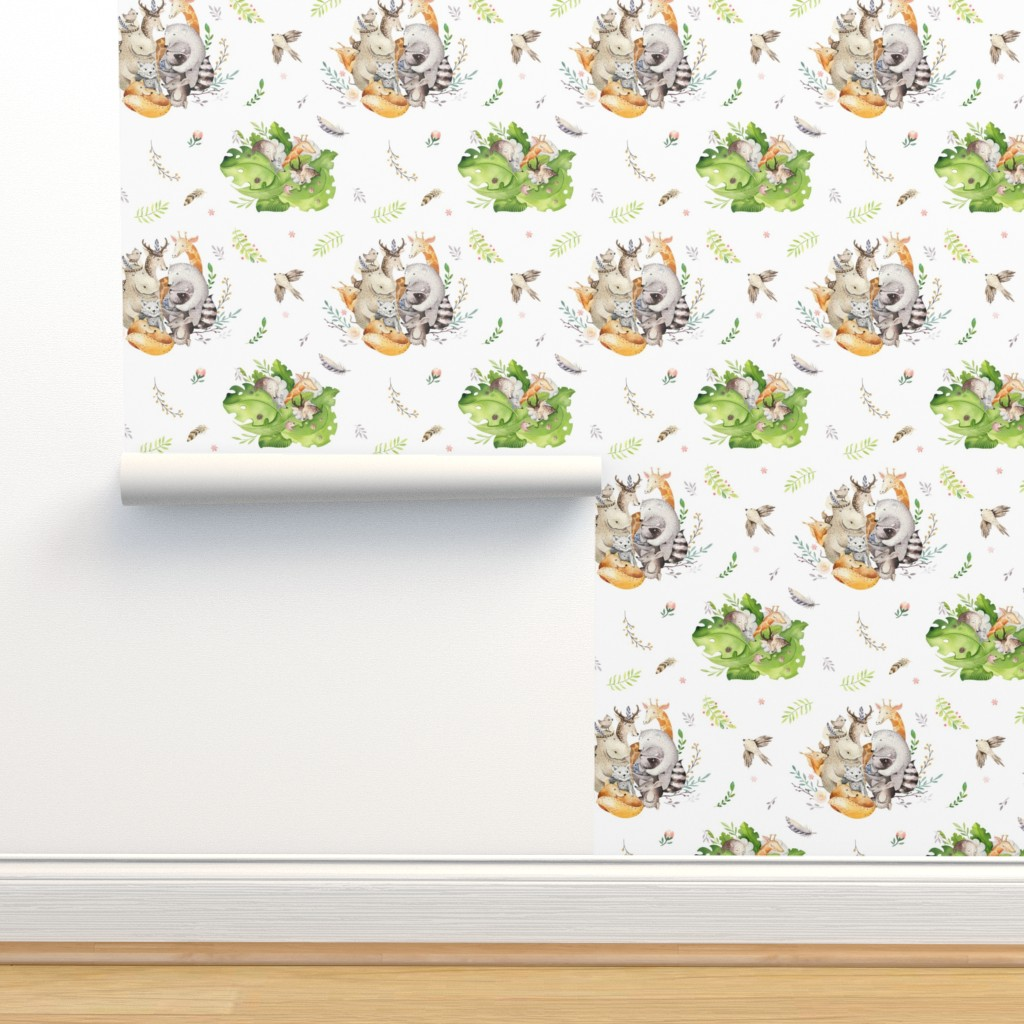 Isobar Durable Wallpaper featuring Friends party_6 by peace_shop