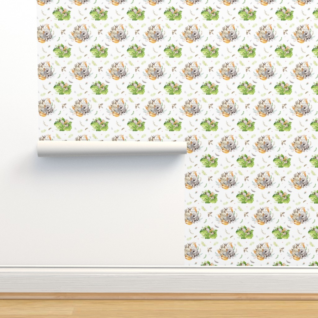 Isobar Durable Wallpaper featuring Friends party_7 by peace_shop
