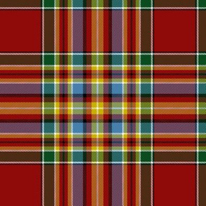 "MacIntosh Chief tartan, 6"""