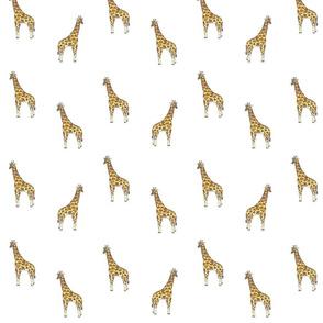 giraffe_fabric_on_white