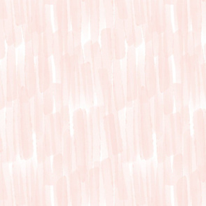 Watercolor Strokes // Pale Pink