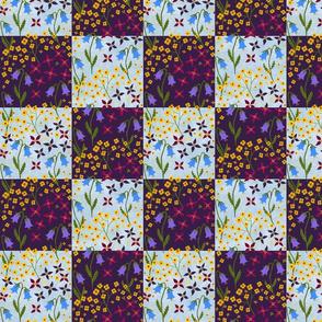 Lyrd Floral 13c sample swatch