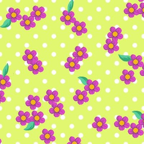 Cherrie Blossom Lime