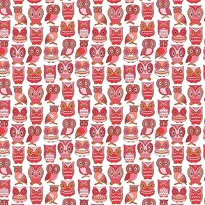 Fields of Joy Owls