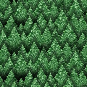 Green Tree - Forest