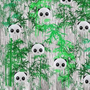 Pandabamboo