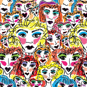 Lady Faces