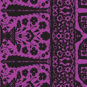 bosporus_tiles lilac black silk crepe de chine-ch-ch